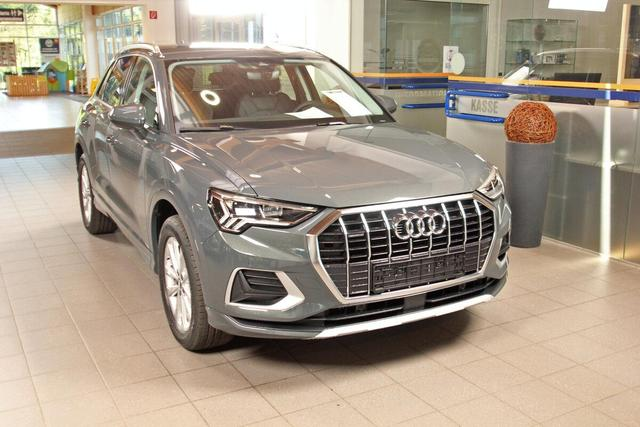 Audi Q3 - 40 TDI quattro S-Tronic advanced, AHK, Kamera, LED, MMI Plus