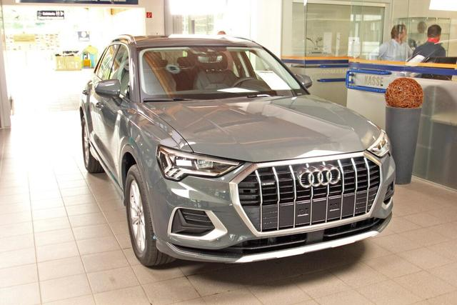Audi Q3 - 40 TDI quattro S-Tronic advanced, AHK, ACC, Kamera, LED, MMI Plus