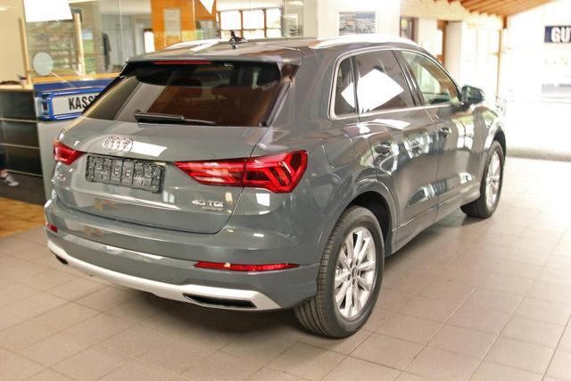 Audi Q3 40 TDI quattro S-Tronic advanced, AHK, ACC, Kamera, LED, MMI Plus