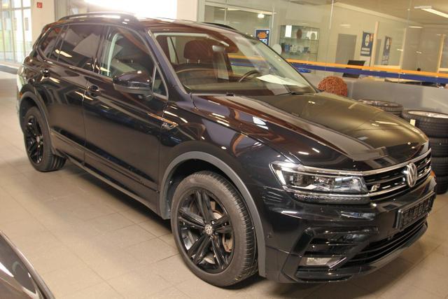 Volkswagen Tiguan - Allspace 2.0 TDI DSG 4-M, R-LINE Black, AHK, Navi