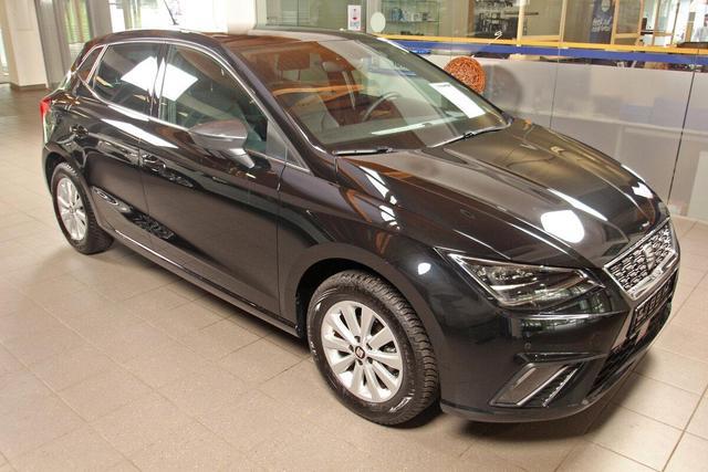 Seat Ibiza - 1.0 TSI Xcellence, Kamera, LED, DAB, ACC, 5 Jahre Garantie Gebrauchtfahrzeug