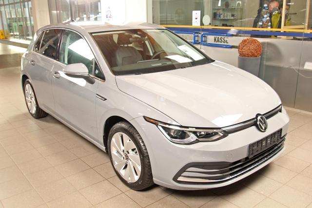 Volkswagen Golf - VIII 1.5 TSI Style, Kamera, Navi, LED-Plus, ACC, DAB, ergoActive