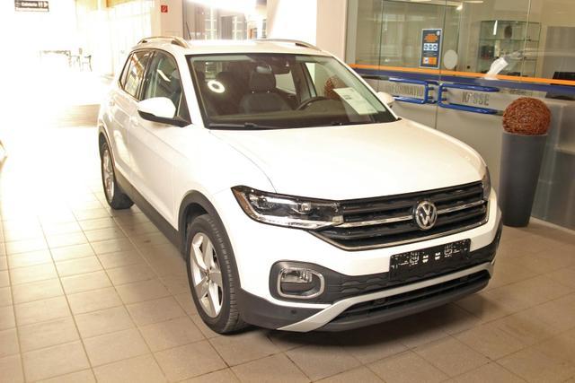 Volkswagen T-Cross - 1.5 TSI DSG Style, AHK, LED, Navi, Kamera, ACC, DAB