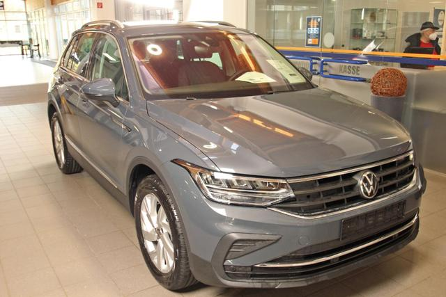 Volkswagen Tiguan - 1.5 TSI ACT Life, AHK, Kamera, 5 Jahre Garantie
