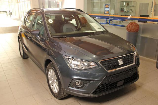 Seat Arona - 1.0 TSI Style, Einparkhilfe, Winterpaket, 16-Zoll, 5 Jahre Garantie