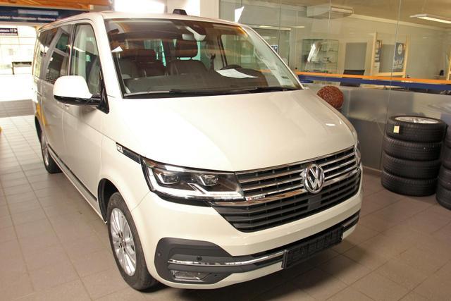 Volkswagen Multivan 6.1 - T6.1 2.0 TDI DSG 4-Motion, Highline, Assistenzpaket, Standheizung