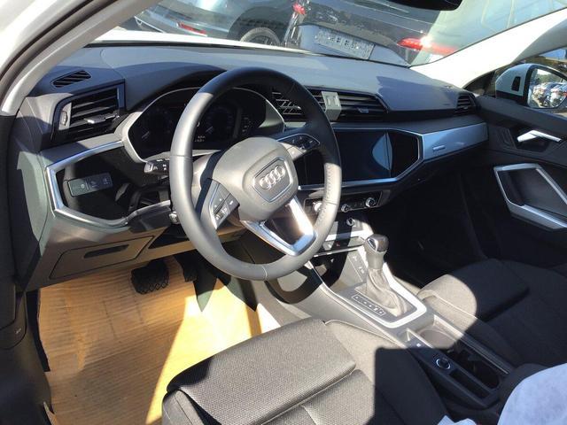 Audi Q3 - 40 TDI quattro S-Tronic advanced, AHK, LED, Kamera, MMI Plus Gebrauchtfahrzeug
