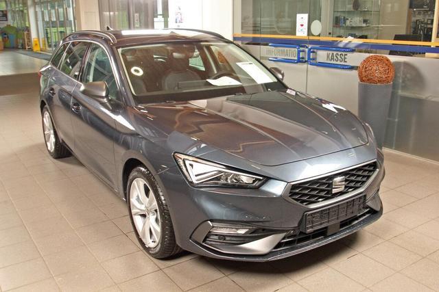 Seat Leon Sportstourer ST - 1.5 TSI FR, neues Modell, Parklenk, Navi Plus