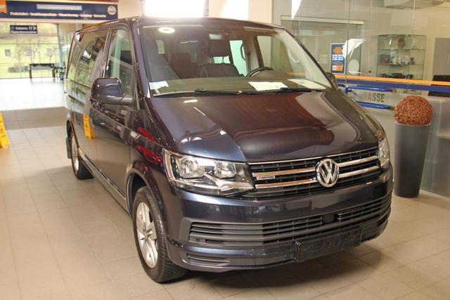 Volkswagen T6 Multivan - 2.0 TDI DSG 4-Motion Comfortline, 7-Sitze, Navi, Standheizung