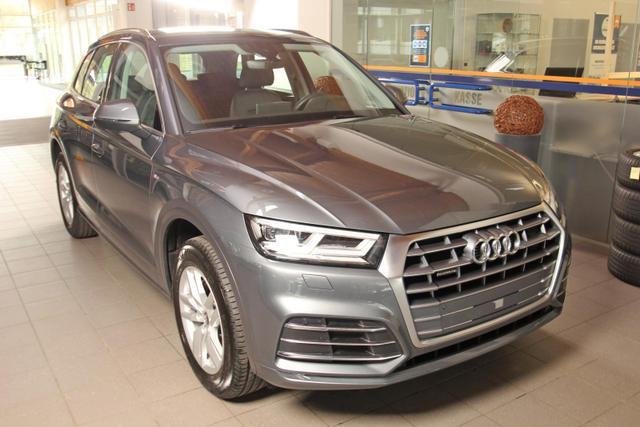 Audi Q5 - 35 TDI Quattro S-Tronic S-LINE, AHK, Matrix LED, Kamera, MMI Plus