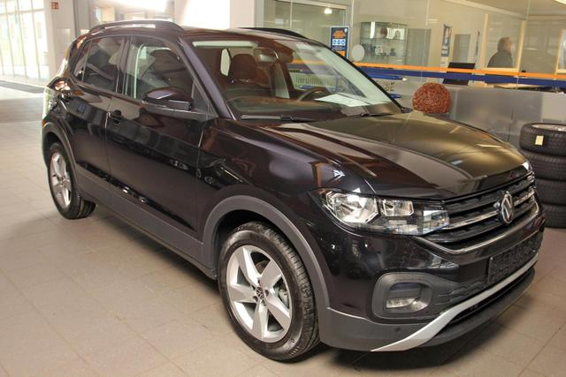 Volkswagen T-Cross - 1.0 TSI Life, Kamera, App Connect, Winterpaket