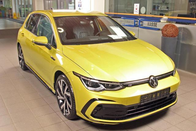 Volkswagen Golf - VIII 1.5 TSI R-LINE, Kamera, LED-Plus, 18-Zoll, sofort