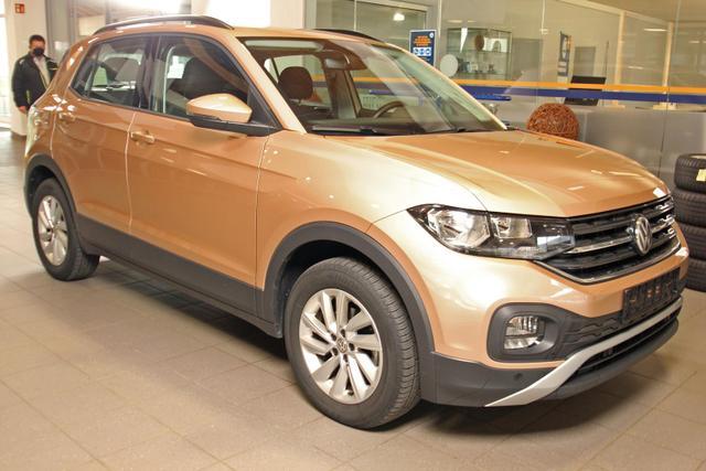 Volkswagen T-Cross - 1.5 TSI DSG Life, Navi, Kamera, DAB, Winterpaket