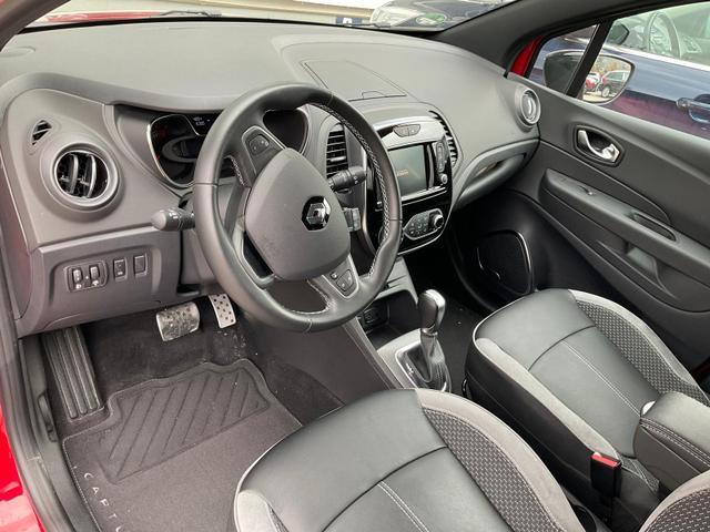 Gebrauchtfahrzeug Renault Captur - 1.3 TCE Automatik BOSE Edition, LED, Navi, Sitzheizung