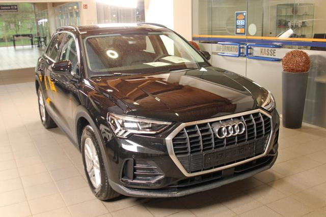 Audi Q3 - 35 TFSI S-Tronic, Navi+virtual plus, Kamera, Keyless