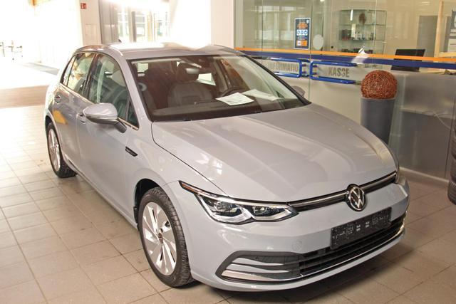 Volkswagen Golf - VIII 1.5 TSI Style, Kamera, Navi, ErgoActive Vorlauffahrzeug