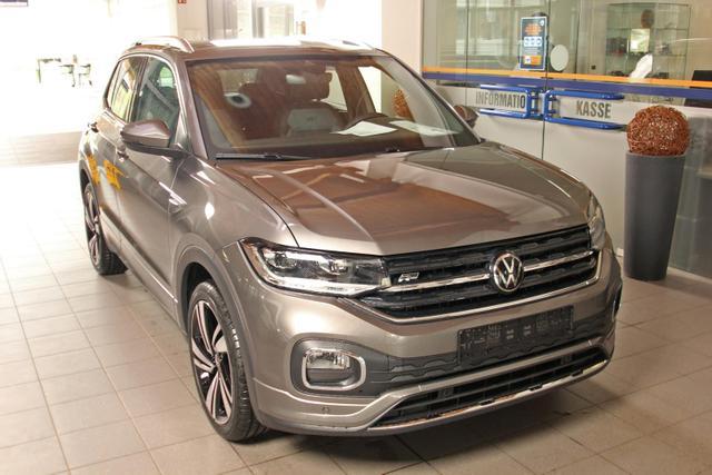 Volkswagen T-Cross - 1.5 TSI DSG R-LINE, Navi, Kamera, ACC, LED