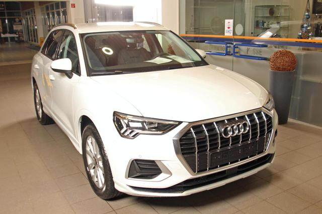 Audi Q3 - 40 TDI quattro S-Tronic advanced, AHK, LED, Kamera, MMI Plus