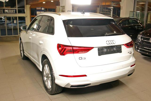 Audi Q3 40 TDI quattro S-Tronic advanced, AHK, LED, Kamera, MMI Plus