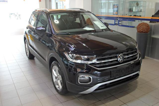 Volkswagen T-Cross - 1.0 TSI DSG Style, LED, Kamera, 4-Jahre Garantie