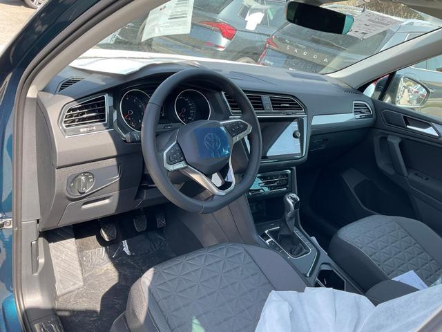 Volkswagen Tiguan - 1.5 TSI Life, Facelift, AHK, Navi, Kamera, 18-Zoll, 5 Jahre Garantie