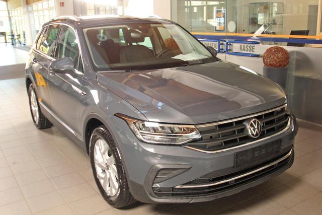 Volkswagen Tiguan - 1.5 TSI DSG Life, Facelift, easyOpen, Ergo, AHK, virtual, Assistenz