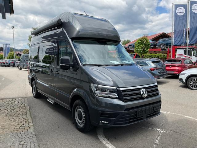 Volkswagen Grand California - 600 2.0 TDI DSG, Navi, LED, ACC, Hochbett