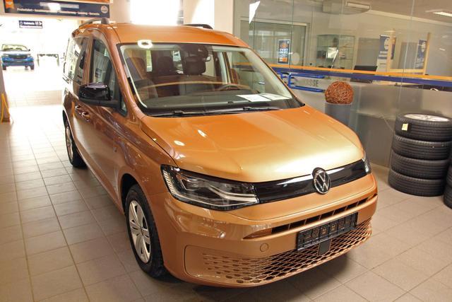 Volkswagen Caddy - 1.5 TSI, LED, DAB, AppConnect, sofort
