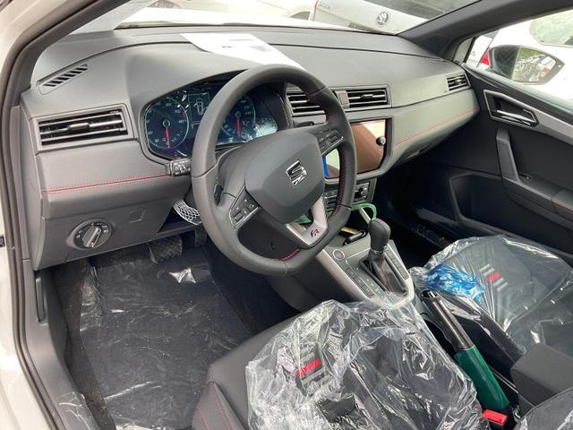 Lagerfahrzeug Seat Arona - 1.0 TSI DSG FR, Navi, LED, Kamera, Parklenk, 5-J Garantie