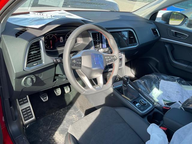 Lagerfahrzeug Seat Ateca - 1.5 TSI FR, AHK, Kamera, Navi, ACC, LED, 5 Jahre Garantie