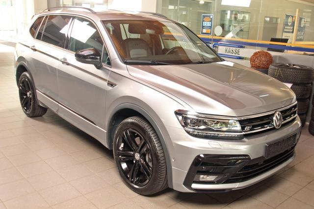 Volkswagen Tiguan Allspace - 2.0 TDI DSG 4-Motion R-LINE Black, 7-Sitzer, AHK Gebrauchtfahrzeug