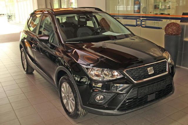 Seat Arona - 1.0 TSI Style, Einparkhilfe, Winterpaket, 16-Zoll, 5 Jahre Garantie Vorlauffahrzeug