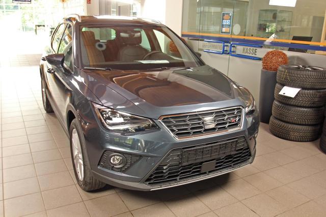 Seat Arona - 1.0 TSI DSG FR, Navi, LED, Kamera, Parklenk, 5 Jahre Garantie,virtual