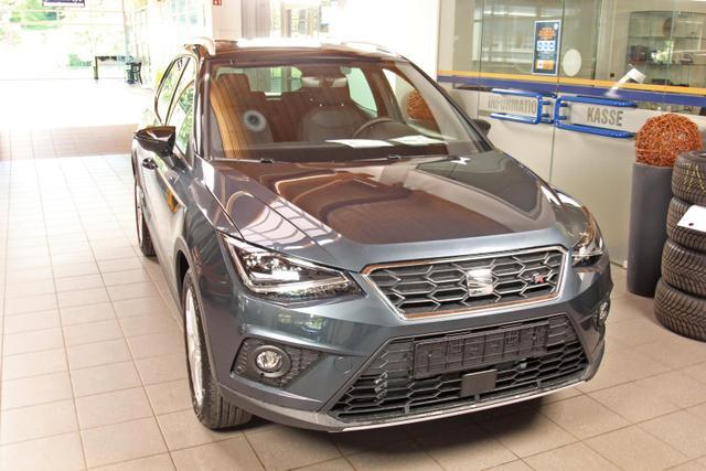 Seat Arona - 1.5 TSI DSG FR, Navi, Kamera, Parklenk, 5-J Garantie