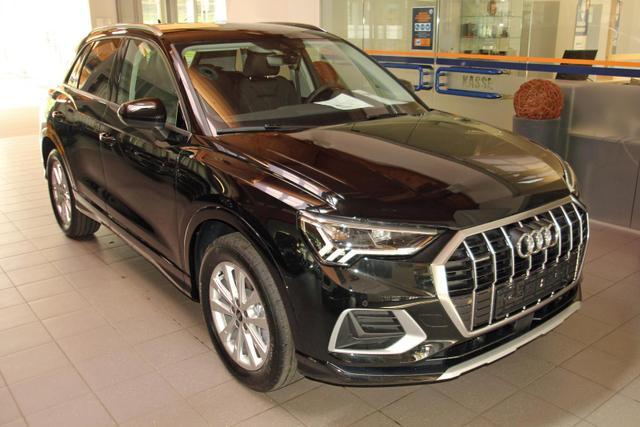 Audi Q3 40 TDI quattro S-Tronic advanced, AHK, ACC, Kamera, LED, MMI Plus