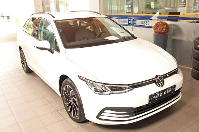 Volkswagen Golf Variant - VIII 1.5 TSI Life, Kamera, Navi, Parklenk