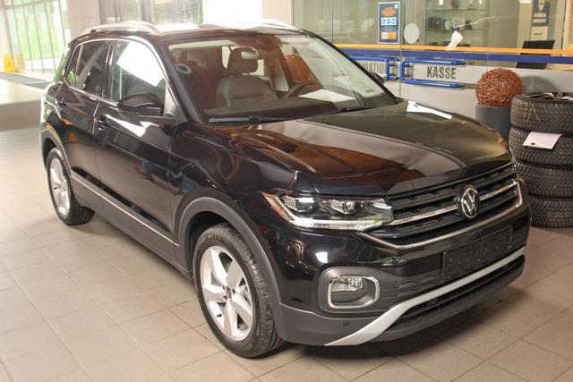 Volkswagen T-Cross - 1.0 TSI Style, Navi, LED, 4-Jahre Garantie
