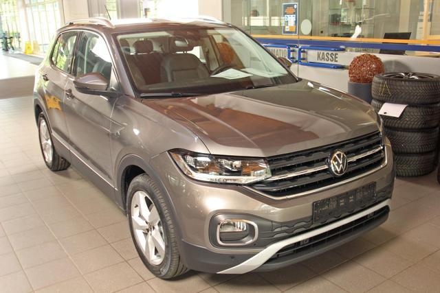 Volkswagen T-Cross - 1.5 TSI DSG Style, Navi, LED,Winterpaket