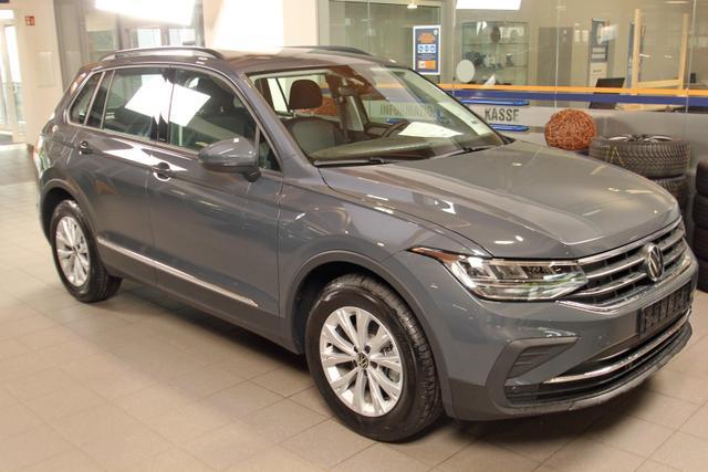 Volkswagen Tiguan - 1.5 TSI ACT, LED, Winterpaket, ACC, 17-Zoll