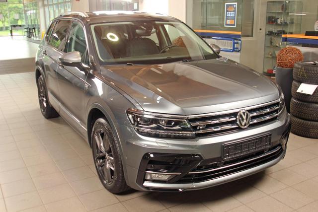Volkswagen Tiguan - Allspace 2.0 TDI DSG 4-Motion R-LINE, Highline, AHK