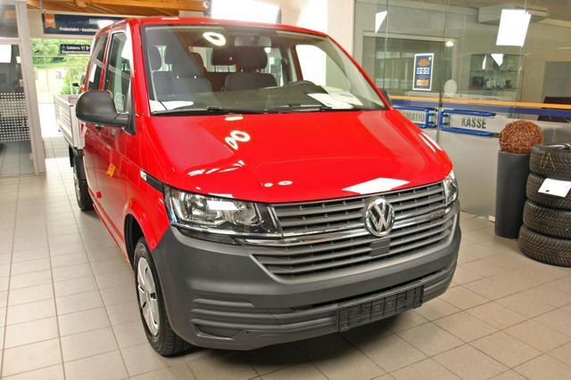 Volkswagen Transporter 6.1 Kastenwagen - T6.1 2.0 TDI Doka Pritsche 110kW/150PS