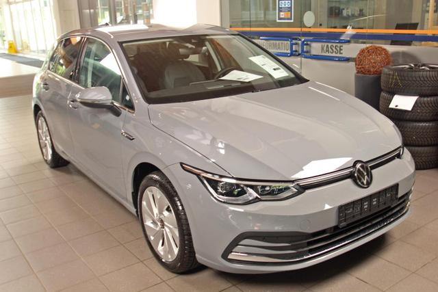 Volkswagen Golf - VIII 1.5 eTSI DSG Style, Kamera, Navi, LED-Plus, ACC, DAB, ergoActive Vorlauffahrzeug
