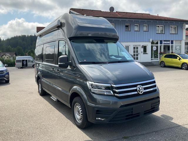 Volkswagen Grand California - 600 2.0 TDI DSG, Solar, Dachklima