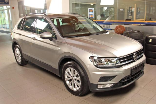 Volkswagen Tiguan - 1.4 TSI Trendline, LED, Navi, AHK, ergoActive