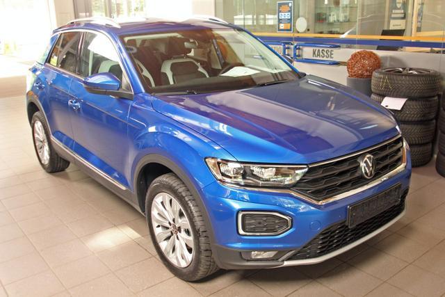 Volkswagen T-Roc - 1.5 TSI DSG Sport, AHK, LED, Side, Navi