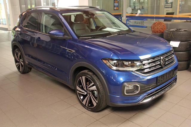 Volkswagen T-Cross - 1.5 TSI DSG R-LINE, Navi, ACC, LED