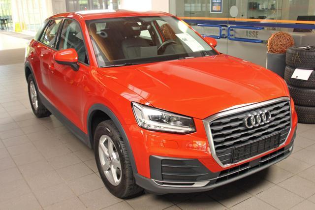 Audi Q2 - 1.4 TFSI S-Tronic, LED, Tempomat, Bluetooth