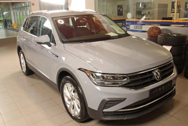 Volkswagen Tiguan - 1.5 TSI Life, AHK, ergoActive, easyOpen, Kamera