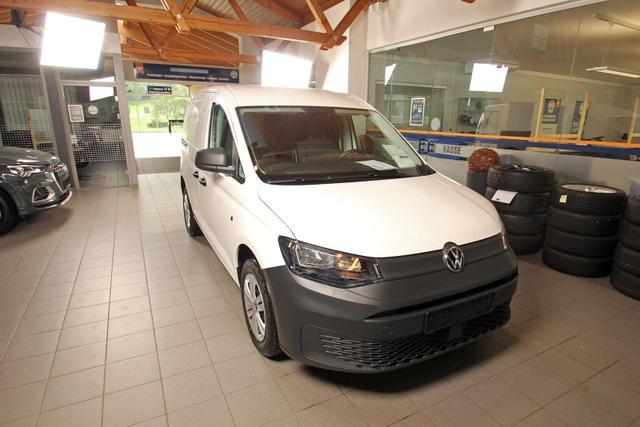 Volkswagen Caddy Kastenwagen - 1.5 TSI Cargo, Heckflügel, Klima, 4 Jahre Garantie