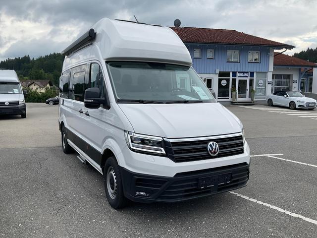 Volkswagen Grand California - 600 2.0 TDI DSG, AHK, Standheizung, Hochbett